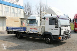 Camión MAN 8.163, EURO 2, TAIL LIFT, GOOD TIRES caja abierta usado