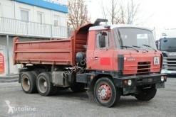 Camião Tatra 815, 6x6, EURO 1, REINFORCED BODY basculante usado