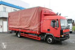 Kamion DAF FA 45.180, EURO 2, ENGINE CUMMINS, 12 PALLETS savojský použitý