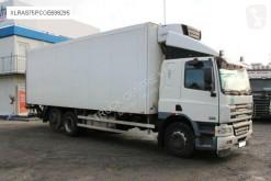 Kamion DAF CF75.360,6x2, EURO3,CARRIER SUPRA 550, TAIL LIFT chladnička použitý