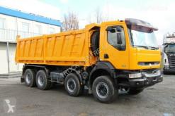 Camion benne Renault KERAX 420.40, 8x4, EURO 3, BORMATIC, THREE SIDED