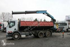 卡车 车厢 雷诺 PREMIUM 320 DCI, EURO 3, CRANE PALFINGER PK16000
