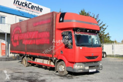 Camión lona corredera (tautliner) Renault MIDLUM 180.08/B