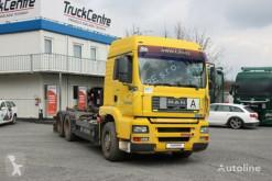 MAN TGA 26.463 MANUAL 6x2 RETARDER truck used hook arm system