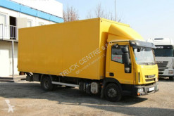 Camion fourgon Iveco EUROCARGO , EURO 5 EEV, 15 PALLETS, TAIL LIFT