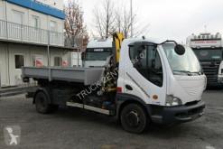 Камион Daewoo ROLL-OFF TIPPER, CRANE 995 KG самосвал втора употреба