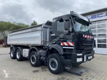 Camion Iveco Trakker 450 8x4 Euro 6 Dreiseitenkipper Meiller ribaltabile trilaterale usato