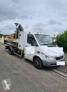 Lastbil Mercedes Sprinter 411 CDI ske brugt