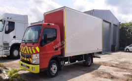Camion fourgon polyfond Fuso Canter
