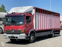 Camión remolque ganadero para ganado bovino Mercedes Atego 1523