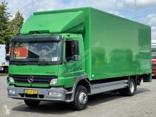 Caminhões Mercedes Atego 1218 furgão usado