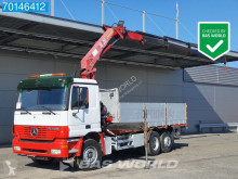 Mercedes Actros 2543 truck used flatbed