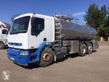 Camion cisterna trasporto alimenti Renault Premium Lander 370.26