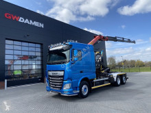 Camion DAF XF 530 polybenne occasion