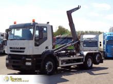 依维柯Stralis卡车 360 双缸升举式自卸车 二手