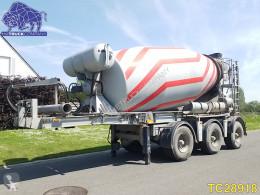 Semi remorque béton toupie / Malaxeur Renders Concrete Mixer
