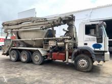 Camion béton malaxeur + pompe Iveco Eurotrakker 420