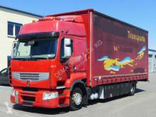 Renault ponyvával felszerelt plató teherautó Premium Premium430Dxi*Euro5*Retarder*S