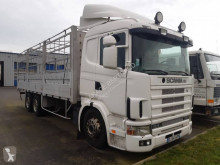 Camion cassone fisso Scania L 124L360