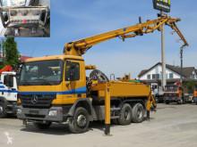 Mercedes Actros 2632 6x4 Betonpumpe Schwing 3200h deutsch LKW gebrauchter Betonmischer Betonpumpe