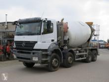 Mercedes LKW Betonmischer Kreisel / Mischer Axor 3236 Betonmischer Stetter, deutsch