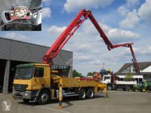 Mercedes LKW Betonmischer Betonpumpe Actros 2641 6x4 Betonpumpe Deutsch
