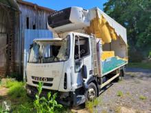 Teherautó Iveco Eurocargo 75 E 16 használt többhőmérsékletes hűtőkocsi