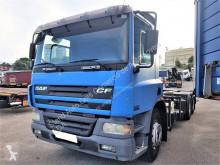 Ciężarówka DAF CF75 360 do transportu kontenerów używana