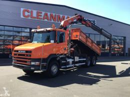 Camion Scania T ribaltabile usato