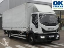 Camión Iveco Eurocargo ML140E28/P EVI_C lona corredera (tautliner) usado