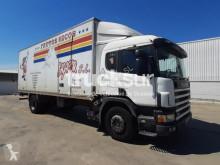 Camion furgone Scania P