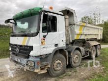 Camion benne Mercedes Actros