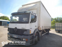 Camion portacontainers Mercedes Actros 1828