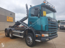 Camion Scania R 124 polybenne occasion