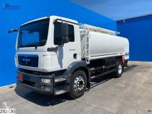 Camión MAN TGM cisterna productos químicos usado