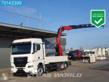 Camion MAN TGX plateau neuf