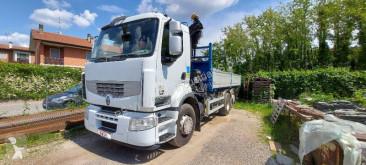 Camion ribaltabile trilaterale Renault Premium 370.26 S