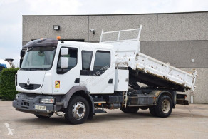 Camion Renault Midlum 280 DXI benne occasion