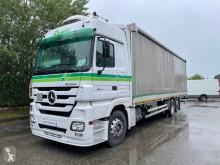Camion Teloni scorrevoli (centinato) Mercedes Actros 2544