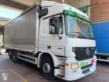 Camion Mercedes Actros 2544 rideaux coulissants (plsc) occasion