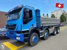Камион самосвал самосвал с тристранно разтоварване Iveco Trakker 340t45 trakker 8x4