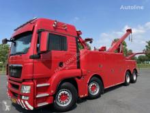 Camion dépannage MAN TGS 42.480 8x4 EURO 5 MILLER VULCAN V70 ABSCHLEPP RECOVERY