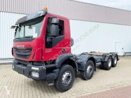 Trakker AD410T50 8x4 Trakker AD410T50 8x4, Retarder truck new chassis
