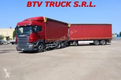 Scania teherautó R R 500 MOTRICE CENTINATA+ RIMORCHIO KRONE CENT