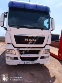 Camión lona corredera (tautliner) MAN TGX 26.440