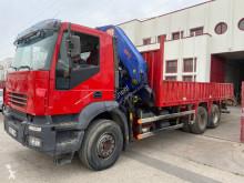 Camión Iveco Trakker AD 260 T 31 caja abierta usado