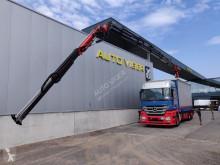 Lastbil Mercedes Actros 2541 glidende gardiner brugt