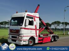 Camion polybenne MAN TGX 26.540