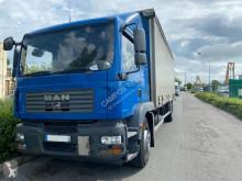 MAN függönyponyvaroló teherautó TGM 18.280