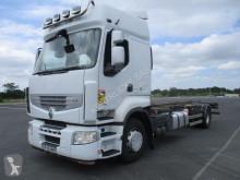 Camion portacontainers Renault Premium 460.19